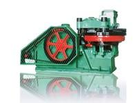 八孔盘转式压砖机